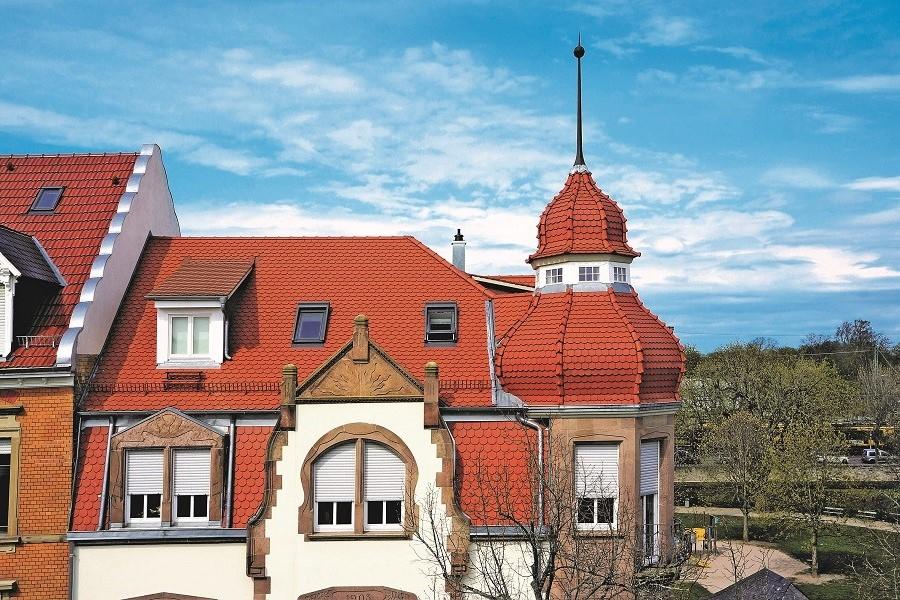Neuhäuser Qualitätsdächer, Foto: Steildach