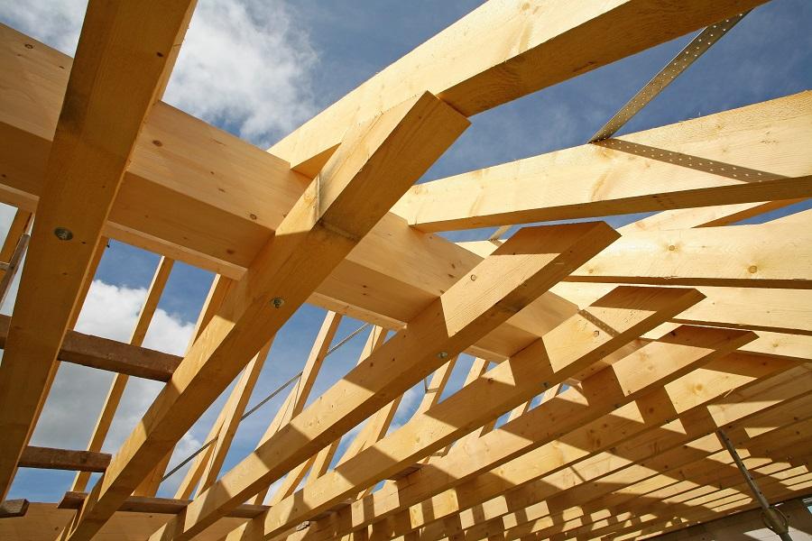 Neuhäuser Qualitätsdächer, Foto: Holzbau