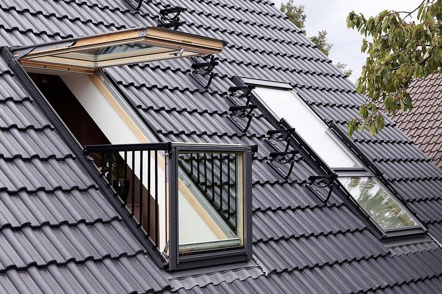 Neuhäuser Qualitätsdächer, Foto: Dachfenster