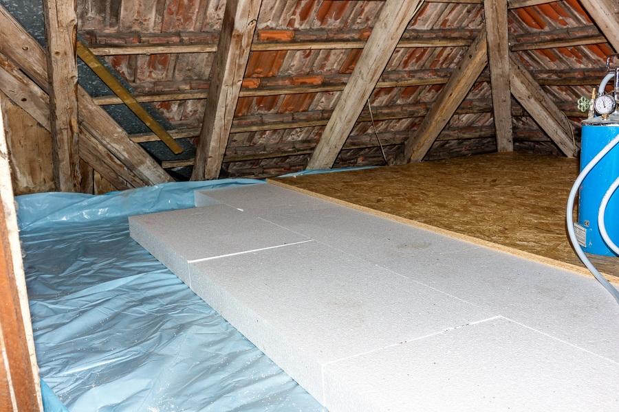 Neuhäuser Qualitätsdächer, Foto: Wärmedämmung