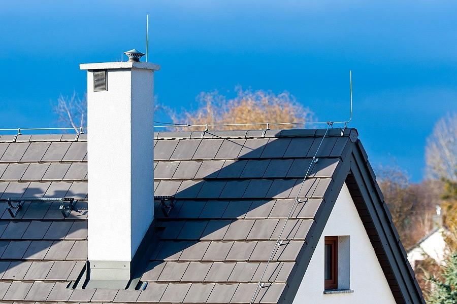 Neuhäuser Qualitätsdächer, Foto: Blitzschutz