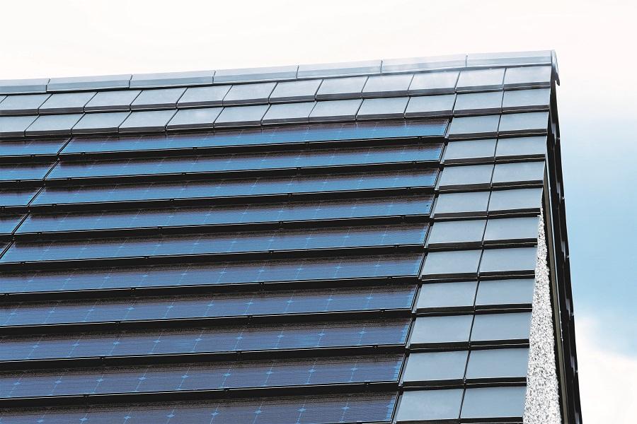 Neuhäuser Qualitätsdächer, Foto: Solartechnik