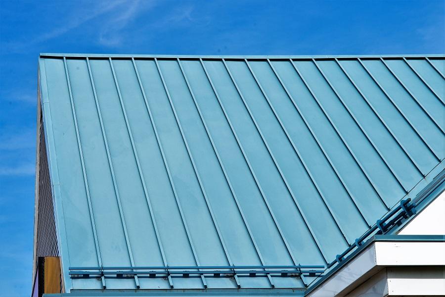 Neuhäuser Qualitätsdächer, Foto: Metalleindeckung