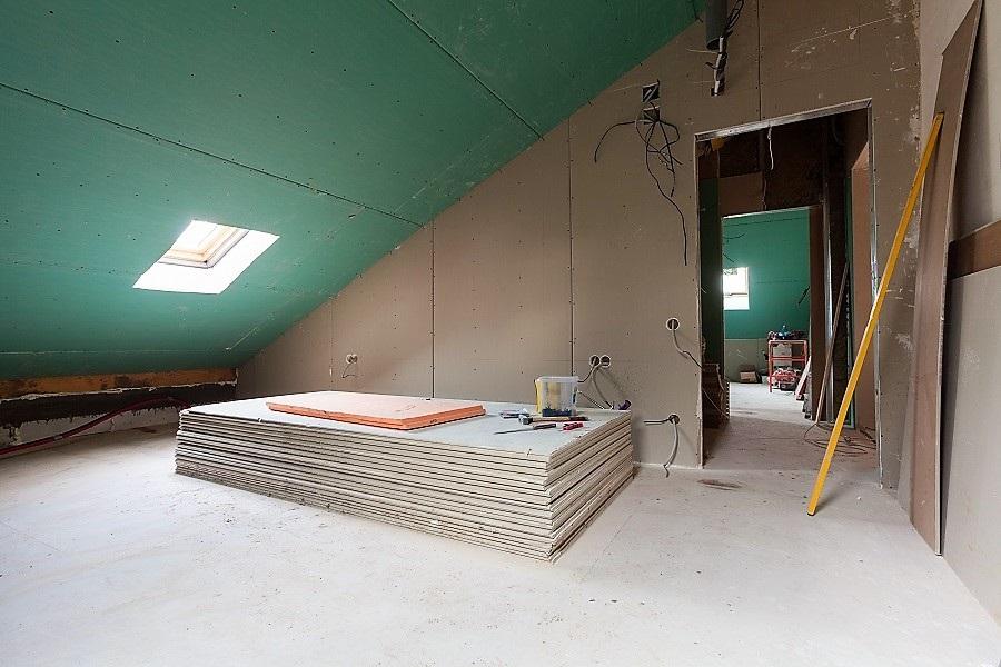 Neuhäuser Qualitätsdächer, Foto: Innenausbau