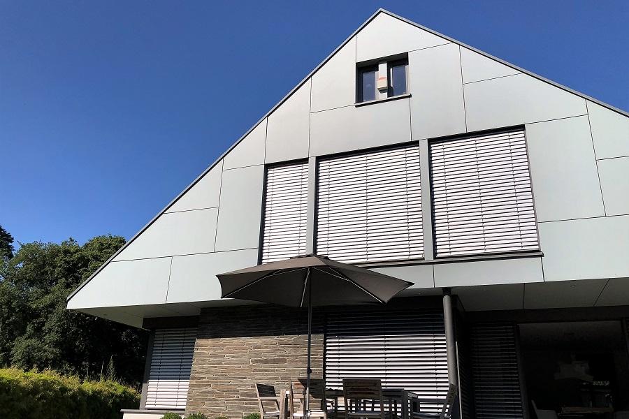 Neuhäuser Qualitätsdächer, Foto: Fassade